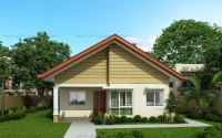 Alexa - Simple Bungalow House | Pinoy ePlans