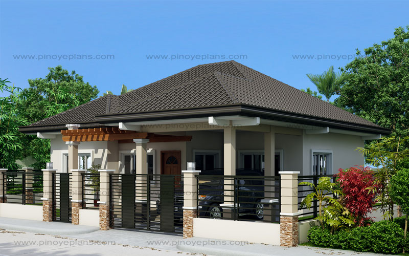Clarissa – One Story House With Elegance SHD 2015020 Pinoy