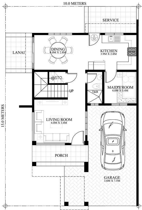 15 Feet By 60 House Plan Everyone Will Like together with Simple One Story 1153g as well Simple 3 Bedroom House Plans Without Garage 2 moreover House Plans With 5 Car Garage further Ro framing. on what are the dimensions of a two car garage