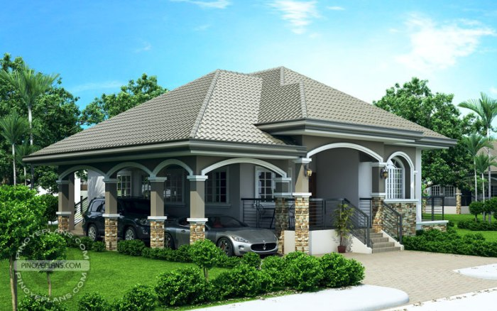 below are the 3d floor plans in different shots including the lawn or landscape this is only concept of the designer and you are free to modify the - Elevated Home Designs