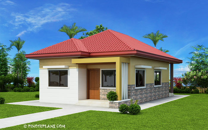 Simple Yet Elegant 3 Bedroom House Design Shd 2017031