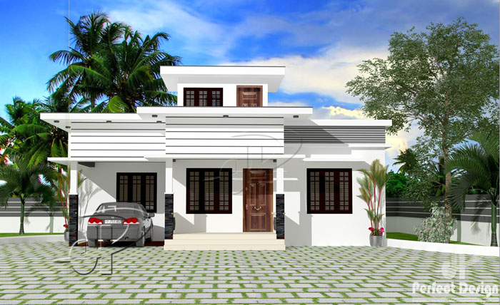 Minimalist Home Design 2 bedroom modern minimalist home design | pinoy eplans