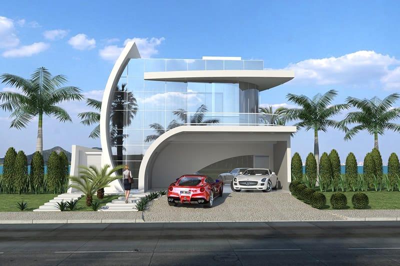 Luxury 3 Bedrooms House Design Pinoy Eplans
