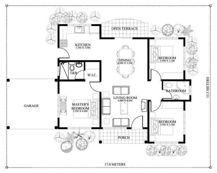 Small House Design 20120002 Pinoy Eplans