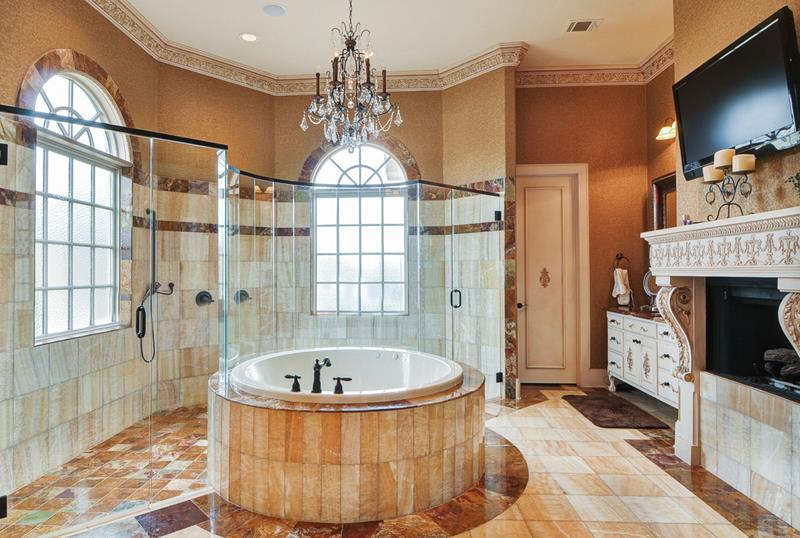 luxury walk in showers that will make you enjoy your bath time more