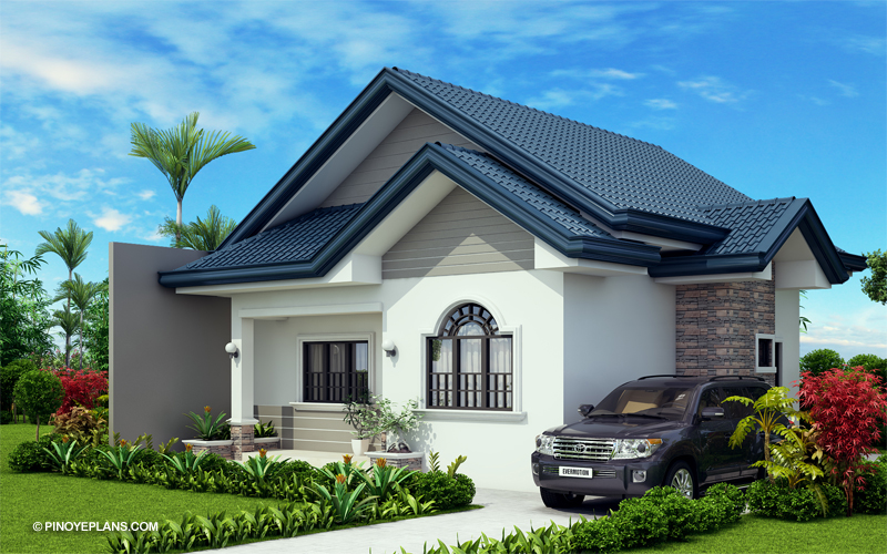Obani Elegant Yet Affordable One Storey Single Attached