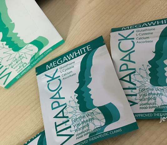 vitapack megawhite glutathione for men review philippines image3