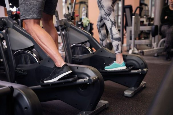 Elliptical Trainer has a good advatage when you're at the gym