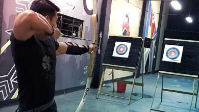 Photo of Hit That Bull's Eye At The Archery Academy