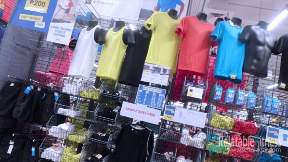 Decathlon Philippines affordable sports clothing