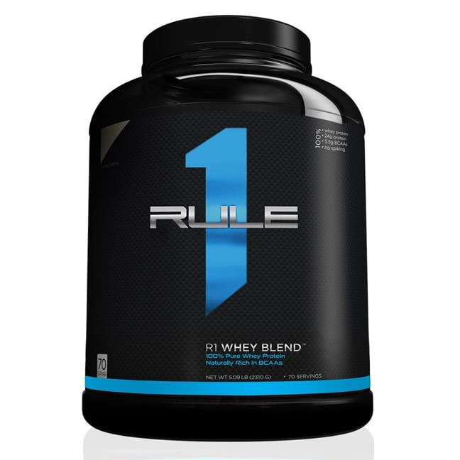 Rule One R1 Whey Blend Protein Powder Review
