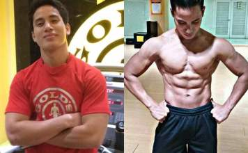 pinoy fitspiration coach joshua gayta golds gym philippines bodycon 2017 relatable fitness image1
