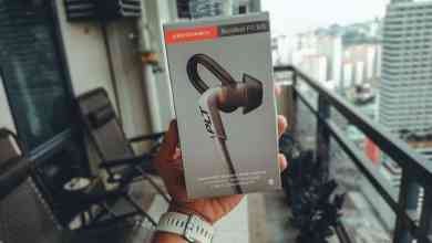 Photo of Tough & Sweatproof: Plantronics Backbeat FIT 305 Review