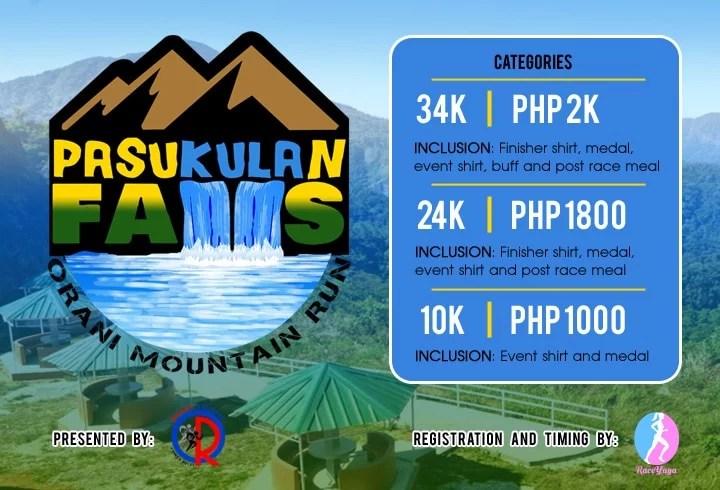 Orani Mountain Run pinoy fit buddy events
