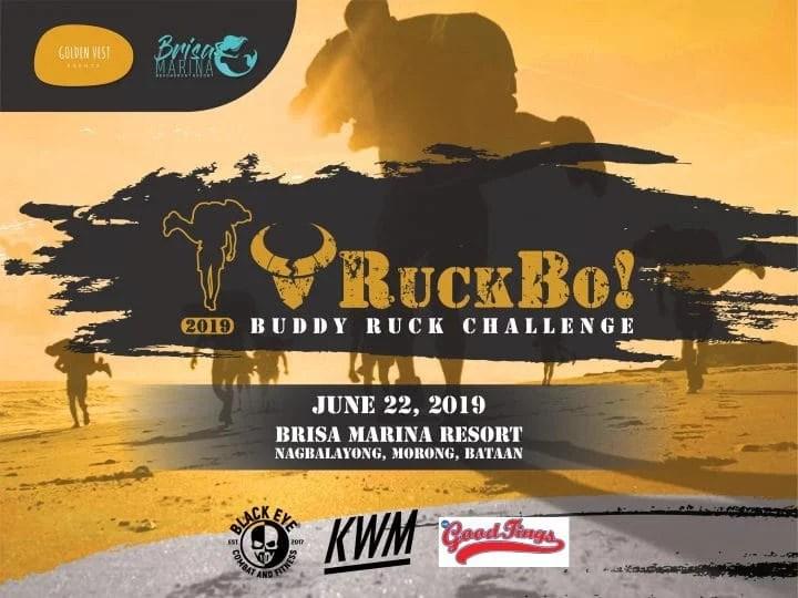 Ruckbpo buddy ruck challenge 2019 morong bataan