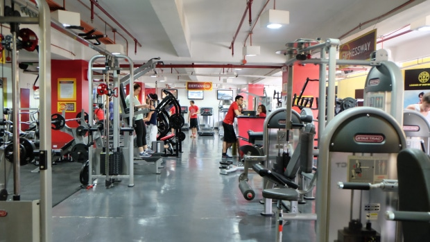 Gold's Gym Philippines Membership Rates 2019