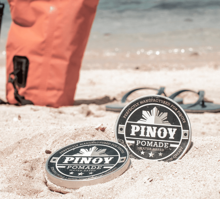 Pinoy Pomade Instagram Giveaway