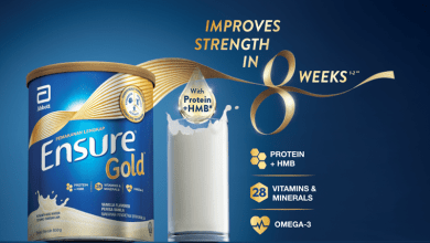 Photo of Abbott's Ensure Gold® Encourages Filipinos To Give Their Loved Ones the Gift of Strength