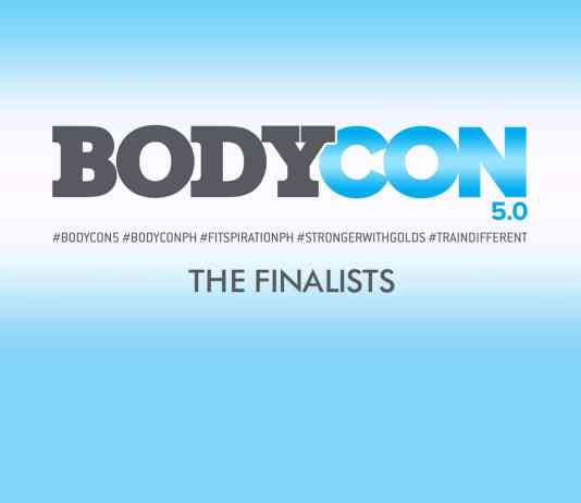 meet the bodycon 5 finalists golds gym philippines 2