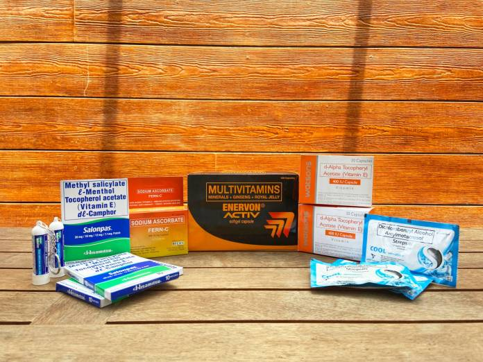 Stay Protected with vitamins and supplements