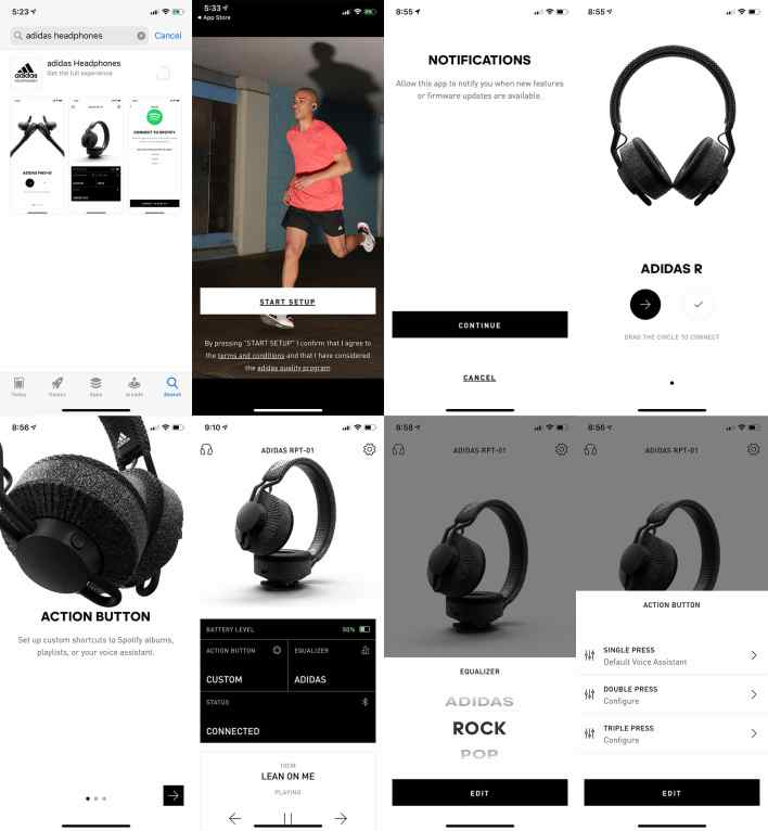 adidas headphones app paired rpt 01 wireless sport on ear ios pinoy review philippines image