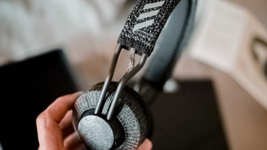 "Photo of Adidas RPT-01 Sport Headphones: Fitness ""First"""