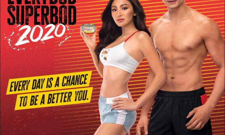 century tuna superbods 2020 everybod event philippines pinoy fit buddy poster