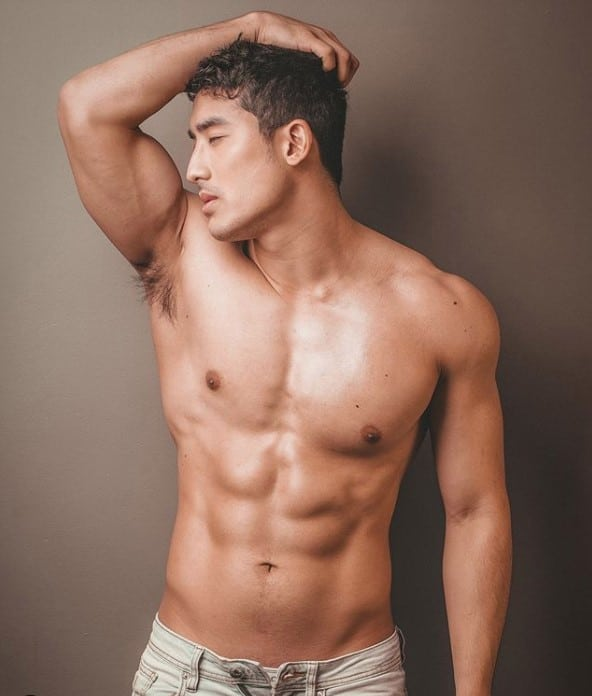 male fitness model philippines century superbods 2020 julian roxas