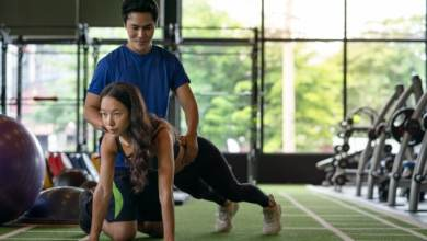 personal trainer pinoy fitness
