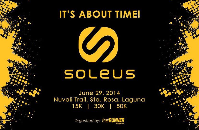 soleus-run-2014-poster