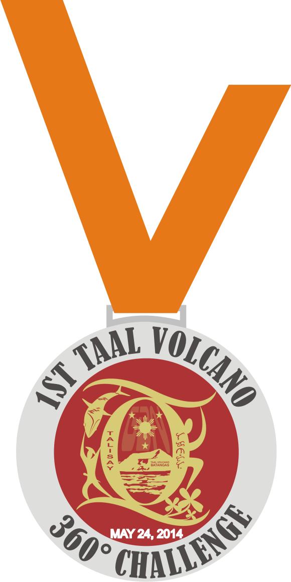 1st-taal-volcano-360-challenge-2014-medal