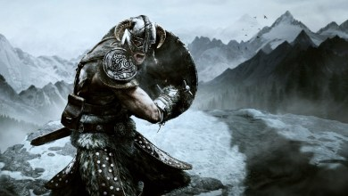 Photo of Dragon VS Lycan @ Elder Scroll V Skyrim