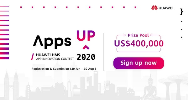 In APAC, prizes in cash and Huawei Cloud resources totalling US$400,000 will be given out to Top 20 winners of Best App, Best Game, Honorable Award, as well as in special categories for Most Social Impact App and Most Popular App in the region.