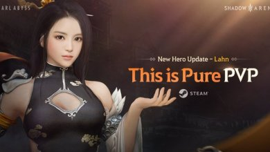 Photo of New Hero 'Lahn' Now Available in Shadow Arena