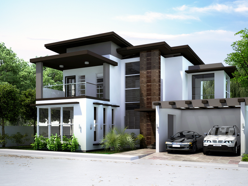 Luxury House Plans Series : PHP