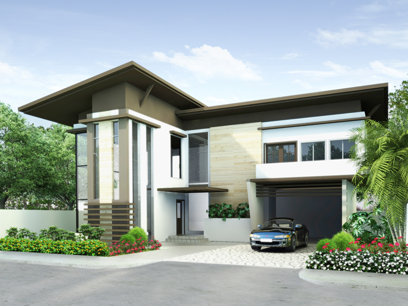 Modern House Plans Series  PHP2014009