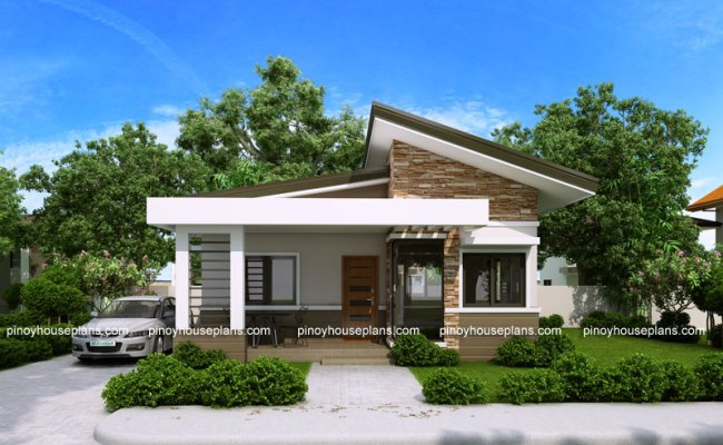 Elvira 2 Bedroom Small House Plan With Porch Pinoy