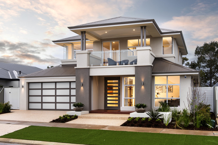 Breathtaking Two Storey House Inspiration with Interior Design  Pinoy House Plans