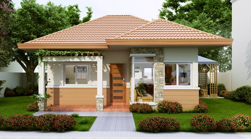 Top 6 house designs under 1 million pesos pinoymariner for Small house design worth 300 000 pesos