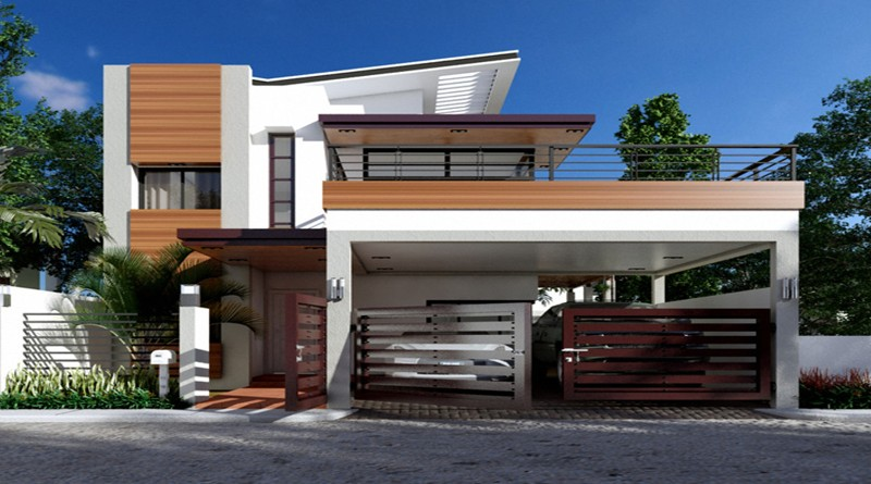 4 Budget Friendly Modern House Designs