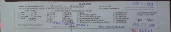 ETO COC Requirements, Procedures, and Fees | PinoyMariner