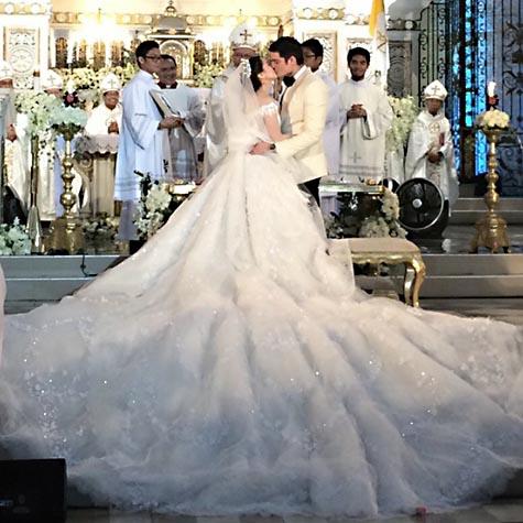 Marian Rivera-Dingdong Dantes wedding, ginastusan ng P100 ...