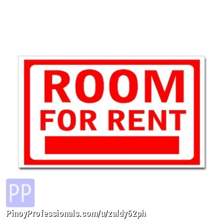 Female Room for Rent Victoria De Manila  Real EstateRoom