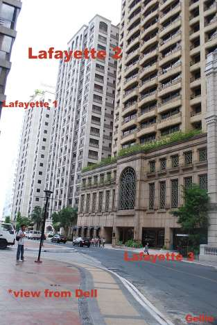 FOR RENT 1Bedroom CONDO at EASTWOOD LAFAYETTE TOWER 2