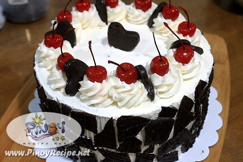 No Bake Recipe Cake Yema