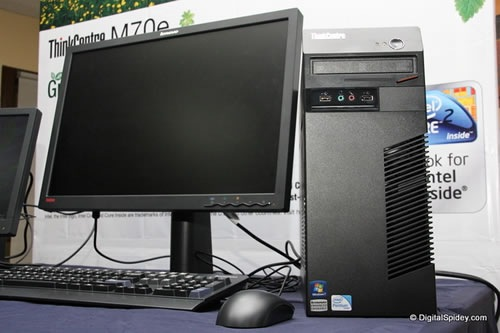 ThinkCentre M70e desktop