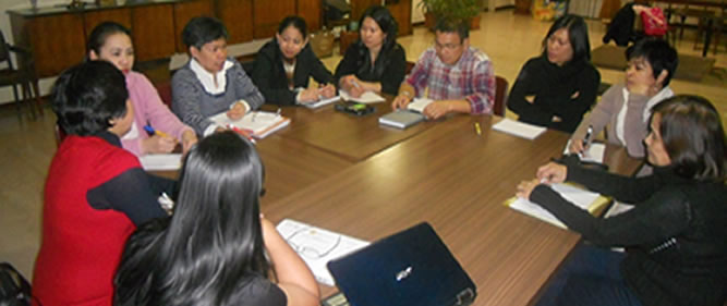 Family and Financial Counseling / Reintegration Counseling