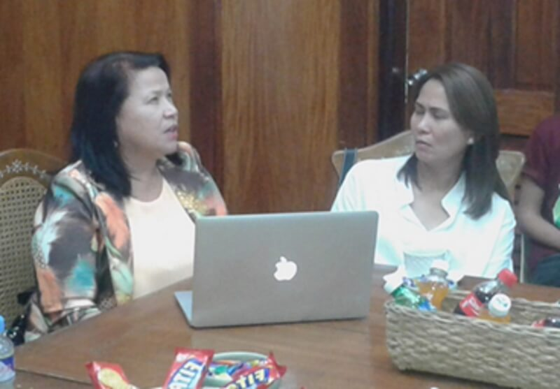 Meeting on Ladderized Program and Intervention Tarlac