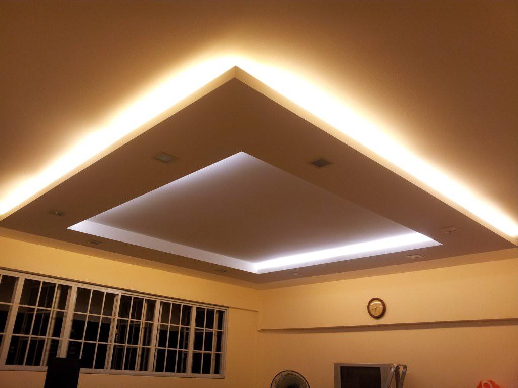 Island Ceilings  False Ceilings  L Box  Partitions  Lighting Holders
