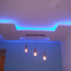 Lights For Living Room Singapore Traditional Set False Ceilings | L Box Partitions Lighting Holders